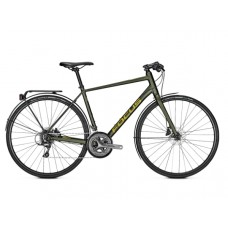 Focus 28 Men Arriba 3.9 Touring Bike 2019 Olive Matt