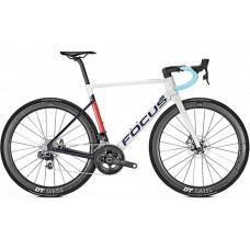 Focus 28 Men Izalco Max Disc 9.8 Sram Road Bike 2019 Red/White