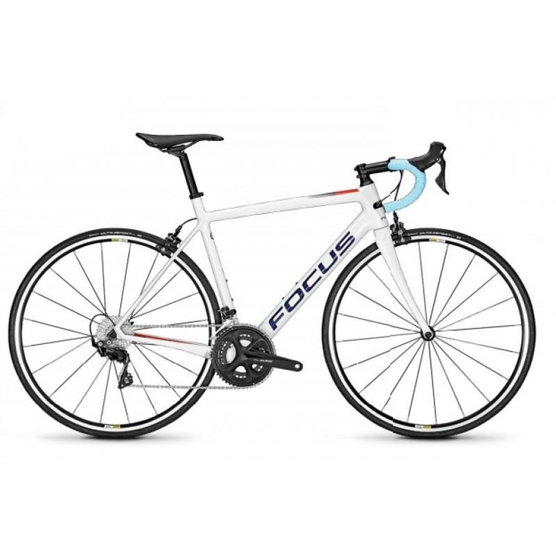 Focus 28 Men Izalco Race 9.9 Ultegra Dl2 Road Bike 2019 Blue/White