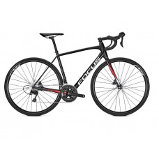 Focus 28 Paralane AL 105 Road Bike 2018 Black Red White