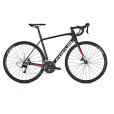 Focus 28 Paralane AL 105 Road Bike 2018 Black Red White