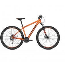 Focus 29 Men Whistler 3.7 MTB Bike 2019 Supra Orange Matt