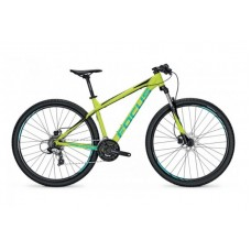 Focus 29 Whistler Elite Mountain Bike 2017 Lime Green