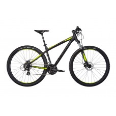 Focus 29 Whistler EVO Mountain Bike 2017 Magic Black Matt