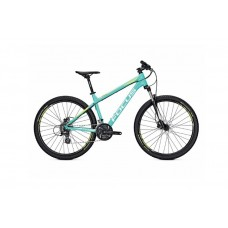Focus 29 Whistler EVO Mountain Bike 2017 Medium Turquoise