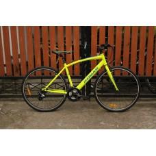 Fomas Absolute 4.0 Hybrid Bike Acid Green