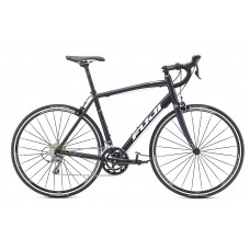 Fuji Sportif 2.3 Road Bike 2017 Satin Black White