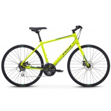 Fuji Absolute 1.9 Hybrid  Bike 2019 Satin Citrus