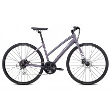 Fuji Absolute 1.9 Women Hybrid Bike 2018 Satin Purple Haze