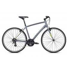 Fuji Absolute 2.1 Hybrid Bike 2018 Satin Charcoal