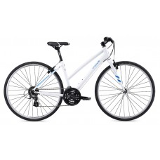 Fuji Absolute 2.1 Women Hybrid Bike 2018 White