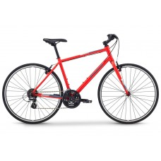 Fuji Absolute 2.1 Hybrid Bike 2019 Satin Red