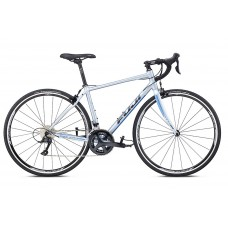 Fuji Finest 2.1 Road Bike 2018 Silver Ice