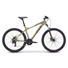 Fuji Nevada 27.5 1.9 MTB Bike 2019 Satin Khakhi Green