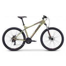 Fuji Nevada 27.5 1.9 MTB Bike 2019 Satin Khakhi Green