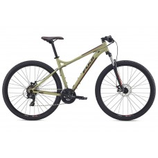 Fuji Nevada 29 1.9 MTB Bike 2019 Satin Khakhi Green