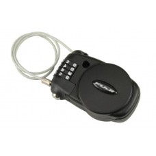 Fuji Retractable Combo Cable Lock