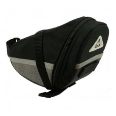 Fuji Saddle Bag Wedge Large Black