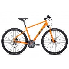 Fuji Traverse 1.3 Hybrid Bike 2018 Orange