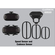 Garmin HRM-Cadence and Speed Sensor Bundle
