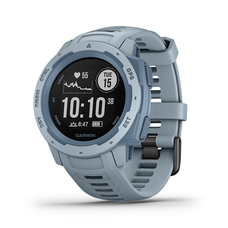 Garmin Instinct Smart Watch Seafoam