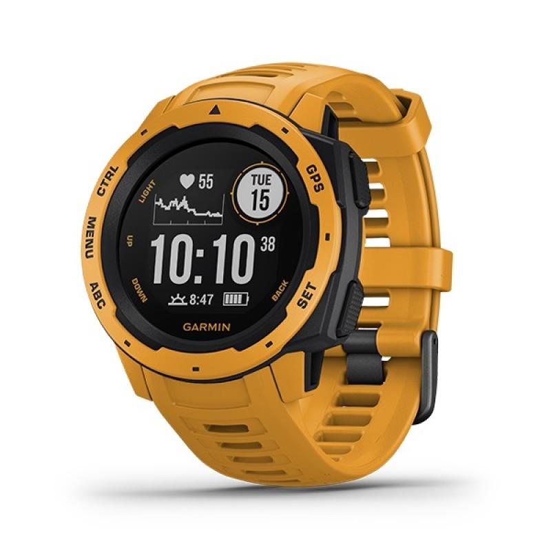 Garmin Instinct Smart Watch Sunbrust