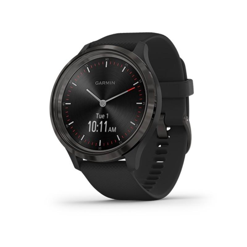 Garmin Vivomove 3 Smart Watch Slate Black