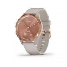 Garmin Vivomove 3S Smart Watch Rose Gold With Light Sand
