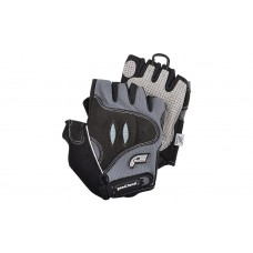 Good Hand Half Finger Hand Gloves Black