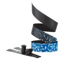Guee SL Geo Bartape Black Blue