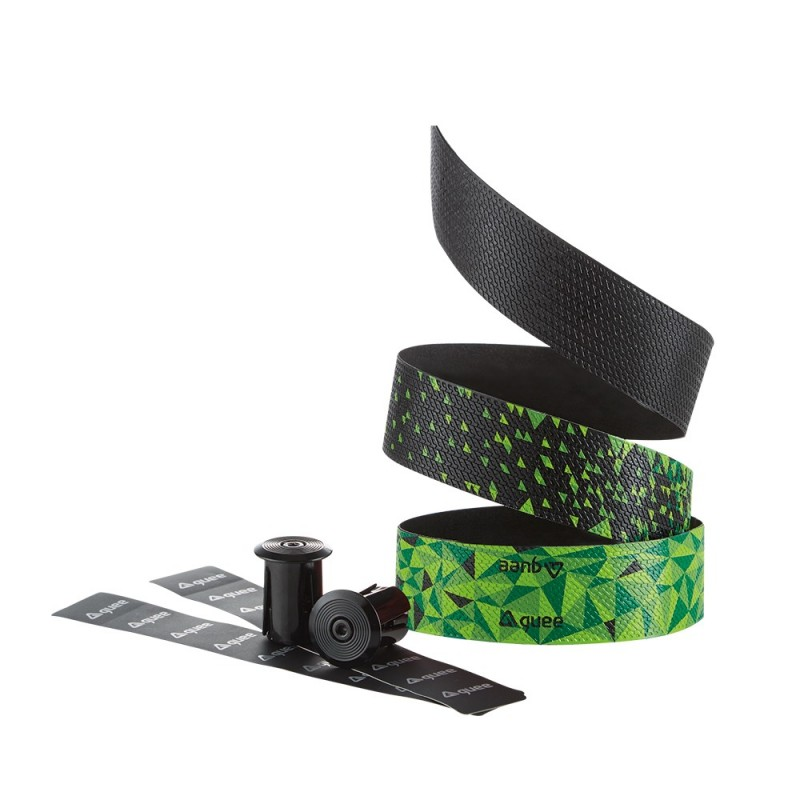 Guee SL Geo Bartape Black Green