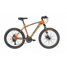 Hercules 24T Roadeo A65 Kids Bike 2019 Orange With Blue And Black Graphics