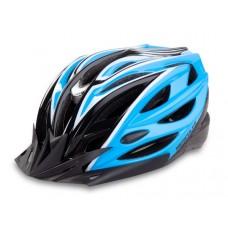 Hercules HC 29 MTB Cycling Helmet Black/Blue 2018