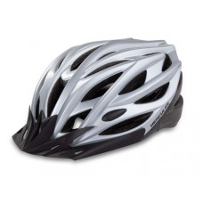 Hercules HC 29 MTB Cycling Helmet Silver 2018