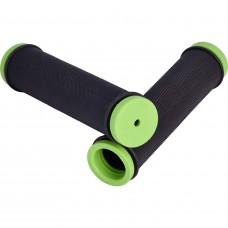Hero Sprint Handlebar Grips Foam 127mm Green