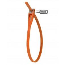 Hiplok Z-Lok Cable Tie Lock Orange (Key Lock)