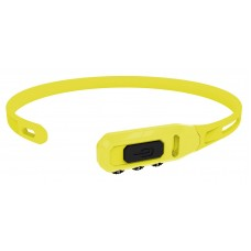 Hiplok Z-Lok Combo Cable Tie Lock Yellow (Number Lock)