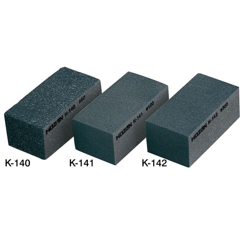 Hozan K-141 #120 Polishing Pad Hard Black