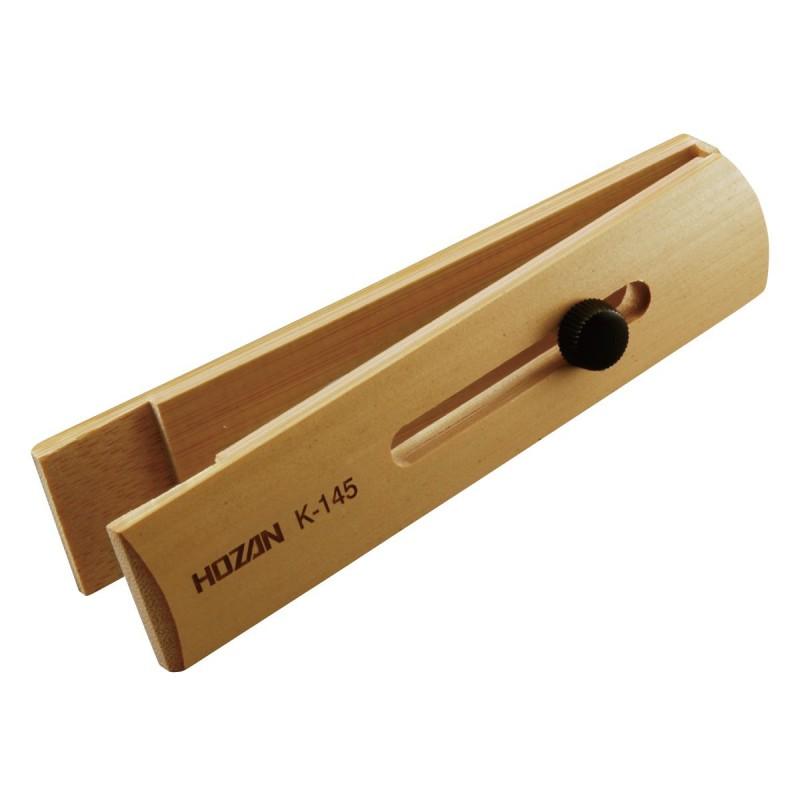 Hozan K-145 Polishing Pad Holder