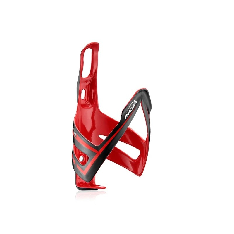 Ibera Carbon Bottle Cage IB-BC16 Red