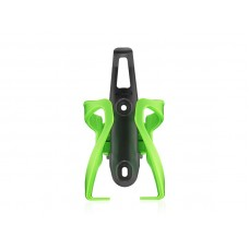 Ibera Adjustable Bottle Cage Green BC17