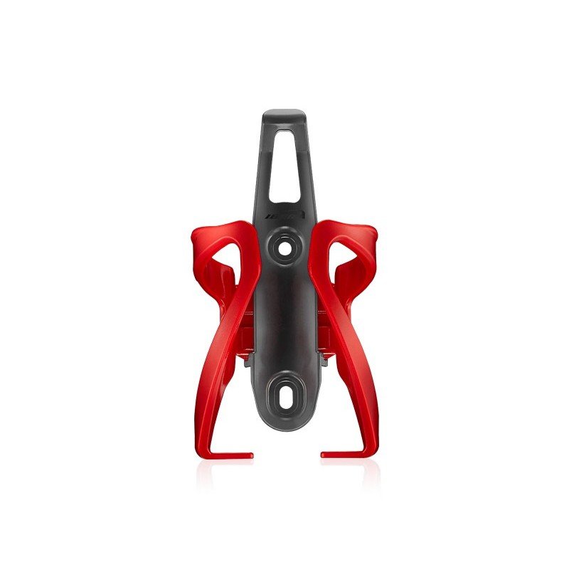 Ibera Adjustable Bottle Cage Red BC17