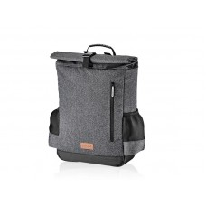 Ibera Bike Pannier Backpack Black IB-SF3