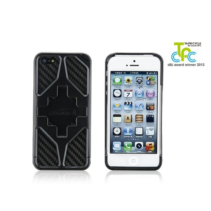 Ibera iPhone 5 Can Case IB-PB15 Q5 Black