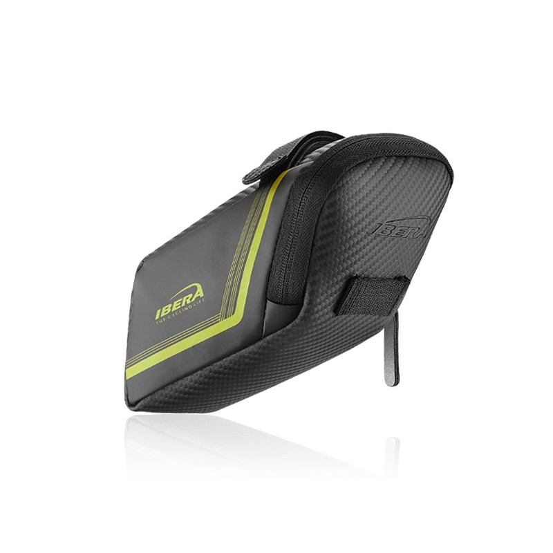 Ibera Seatpak Medium Saddle Bag Green IB-SB16