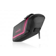 Ibera Seatpak Medium Saddle Bag Pink Ib-SB16