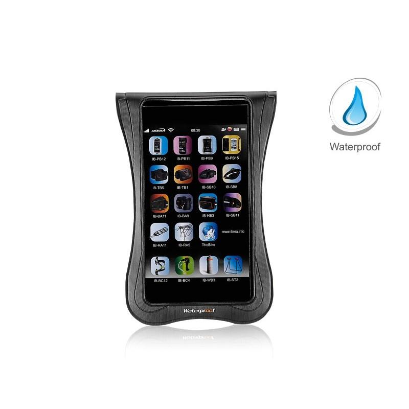 Ibera Waterproof Phone Case 5–5.8 Inch Black IB-PB20Q5