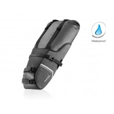 Ibera Waterproof Seatpak Carryall Black IB-SB20