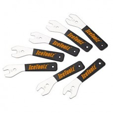 IceToolz 13~19mm Cone Wrench Set