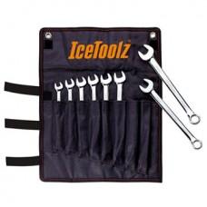 IceToolz 8-15mm Dual Wrench Set